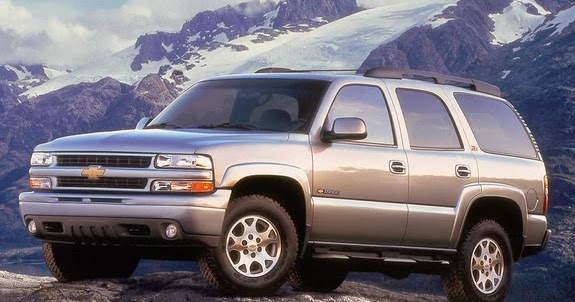 The Ultimate Car Guide Chevrolet Tahoe Generation 2
