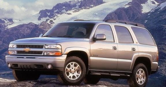 Chevrolet Tahoe Photos B
