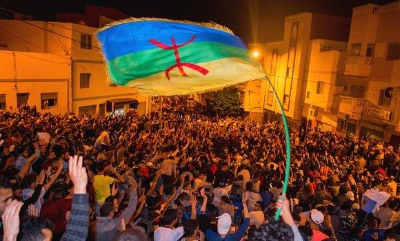مسلسل الإحتجاجات الشعبية متواصل في المغرب جراء تردي الاوضاع المعيشية في البلاد