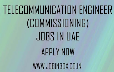 China Petroleum Engineering Construction Corporation Jobs Telecommunication Engineers for UAE