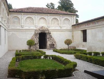 Giardino Segreto Palazzo Te