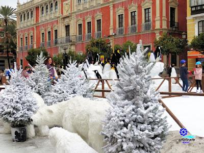 Sevilla - Plaza de San Francisco - Navidad 2017 08