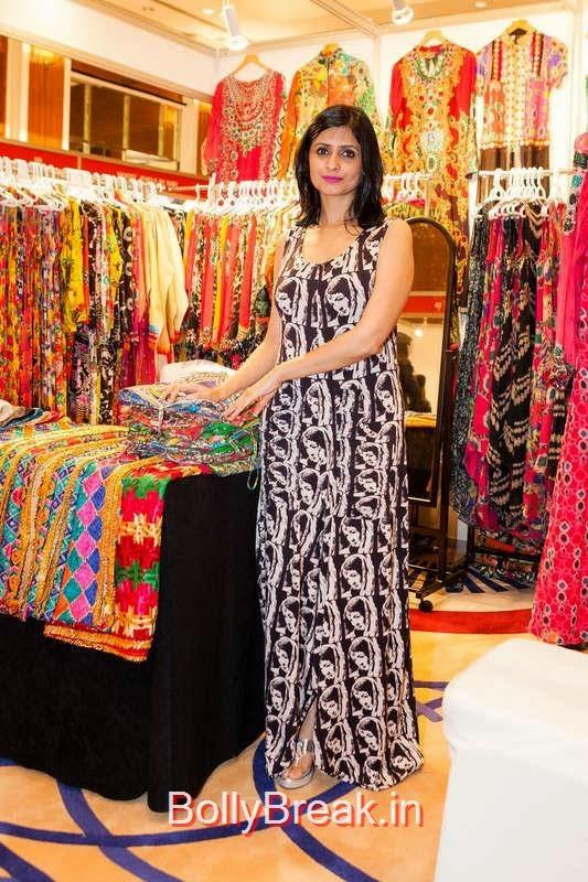 Parneet Mehra, Nishka Lulla Hot Pics At Designer Nishka Lulla Snapped at DIVAlicious