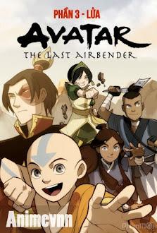 Tiết Khí Sư Cuối Cùng - Avatar: the Last Airbender Book 1-2-3 2013 Poster
