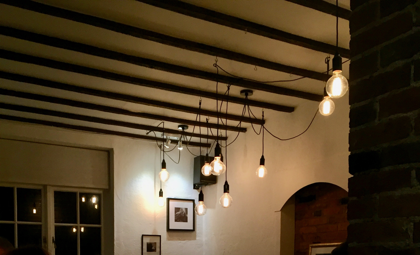 The Landgate Bistro - Restaurant Interior