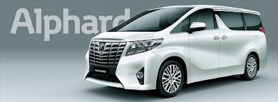Toyota Alphard  premium MPV;;