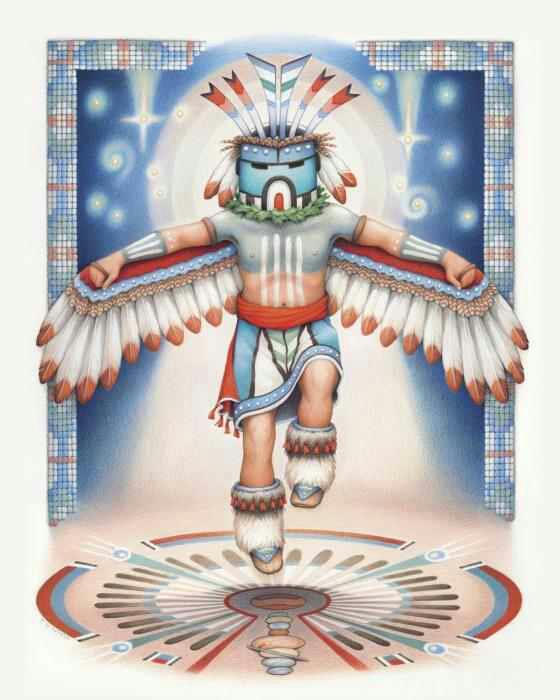 Hopi Prophecy : Blue Star Kachina | Evolving Now