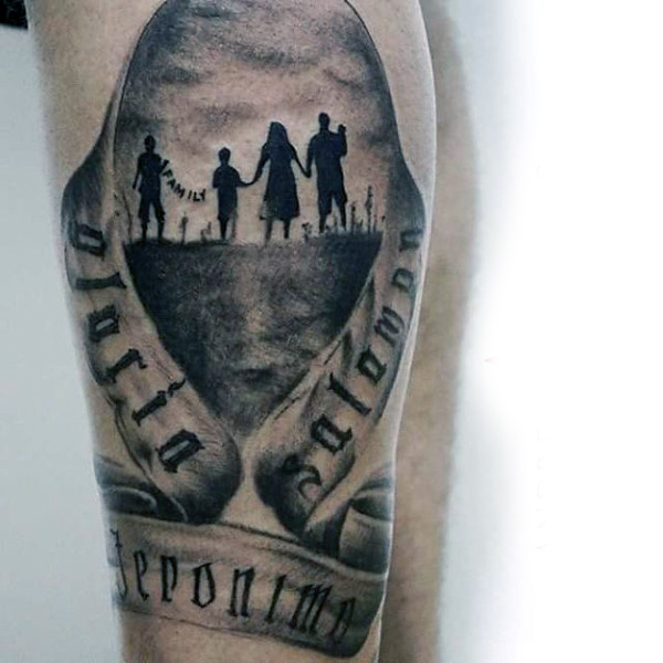 Stunning Family Tattoos