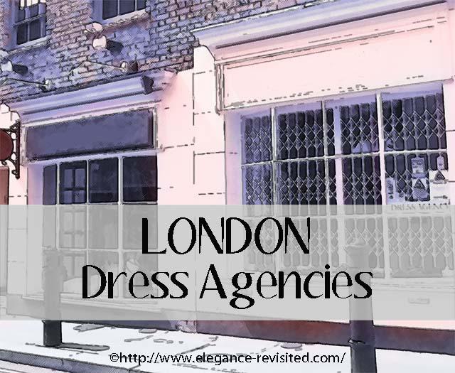dress agency