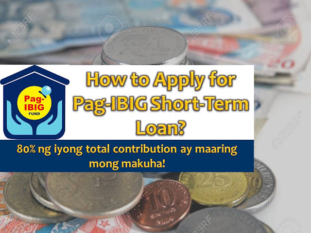 Don't you know that as a member of Pag-IBIG, you can avail many kinds of loan and not just a housing loan? Here's a good news, this 2017 you can now borrow the 80 percent of your total savings in Pag-IBIG through Multi-Purpose Loan (MPL).  All you need to do is to make sure that you made a 24 months contribution; you are an active member of the fund nad has an updated account if you already had an existing Pag-IBIG housing loan, multi-purpose loan (MPL) or calamity loan.  MPL is another short-term loan (SLT) program of Pag-IBIG that aims to provide financial assistance to Pag-ibig members for house repair, minor home improvement, home enhancement, tuition or educational expenses, health and wellness, livelihood, and other purposes.
