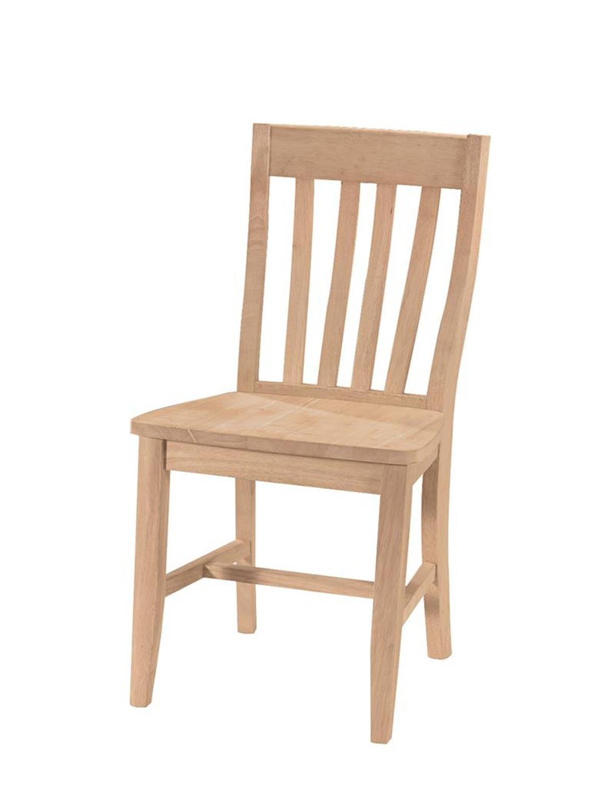 Unfinished Dining Chairs Lake Girl Paints Farmhouse Dining Wood Grain Stain And