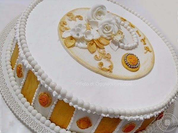Oggi vi cucino cos torta compleanno stile vittoriano for Cucinare anni 70