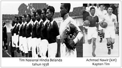gambar Video Piala Dunia 1938  Timnas Indonesia (Hindia Belanda)