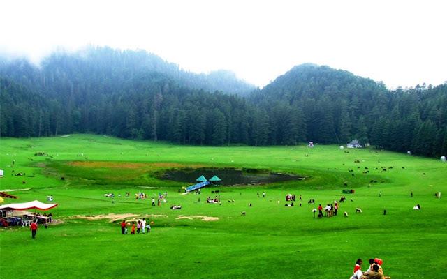 Khajjiar-Himacha-Pradesh