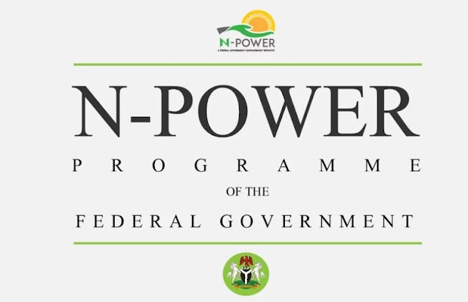 N-Power Reveals When Portal Will Be Open For 2019 Application