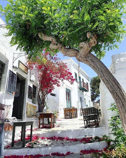 Amorgpos Cyclades Greece