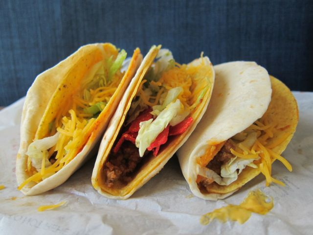 Image result for Taco Bell Double Decker Tacos