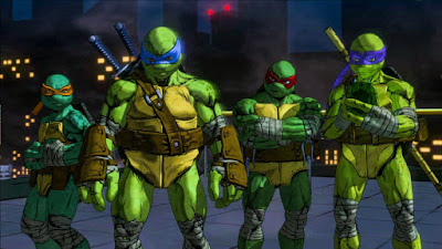 NINJA TURTLES - MUTANTS IN MANHATTAN (PC, PS4, PS3, Xbox One, Xbox 360