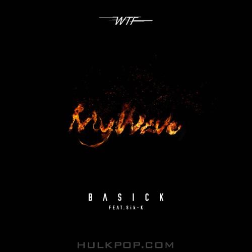 Basick – WTF 1 : My Wave – Single