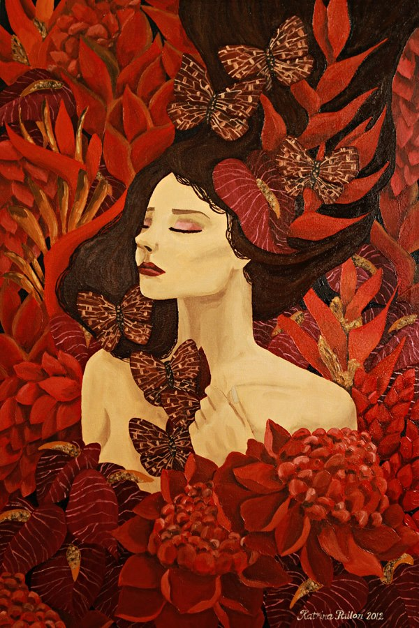 Paintings By Katrina Pallon