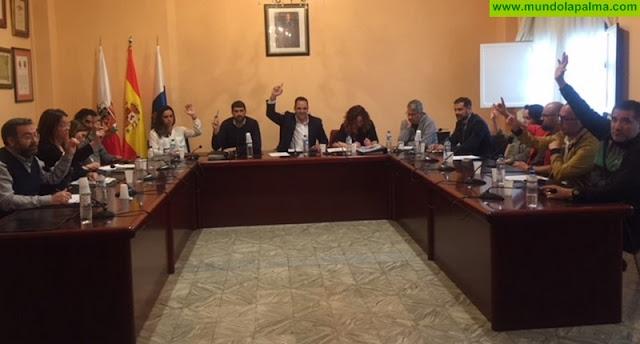 Breña Alta aprueba por unanimidad la primera RPT definitiva de la isla de La Palma