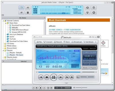 JetAudio Plus Full Terbaru