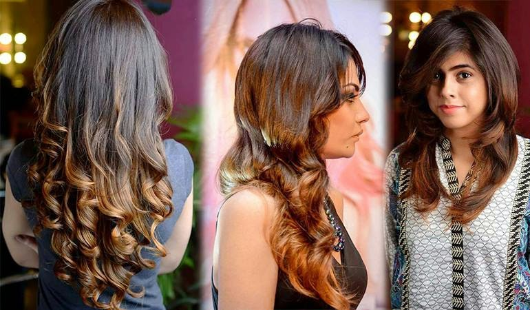 Fashionable Long Haircuts For Young And Modern Girls By
