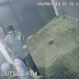 Bank CCTV footage shows moments an Uber driver was robbed in Lagos