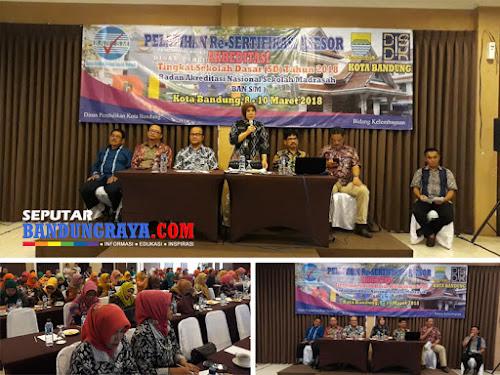 Sosialisasi Akreditasi SD Disdik Bandung