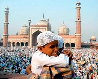 Persaudaraan dalam Islam sumber foto Suara Islam