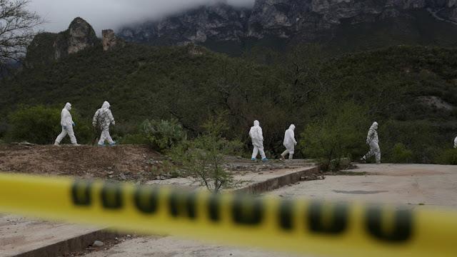 México: Activistas descubren 3.000 restos óseos en una comunidad de Coahuila
