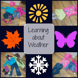 Learn about Dressing for the Weather with the Community Helper for M