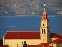 Župna crkva sv. Ivan krstitelj, Postira, otok Brač slike