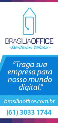 Brasília Office - Escritórios Virtuais - Coworking