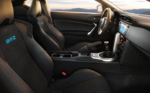 2017 Subaru BRZ Redesign