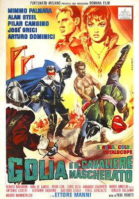 Golia e il cavaliere mascherato