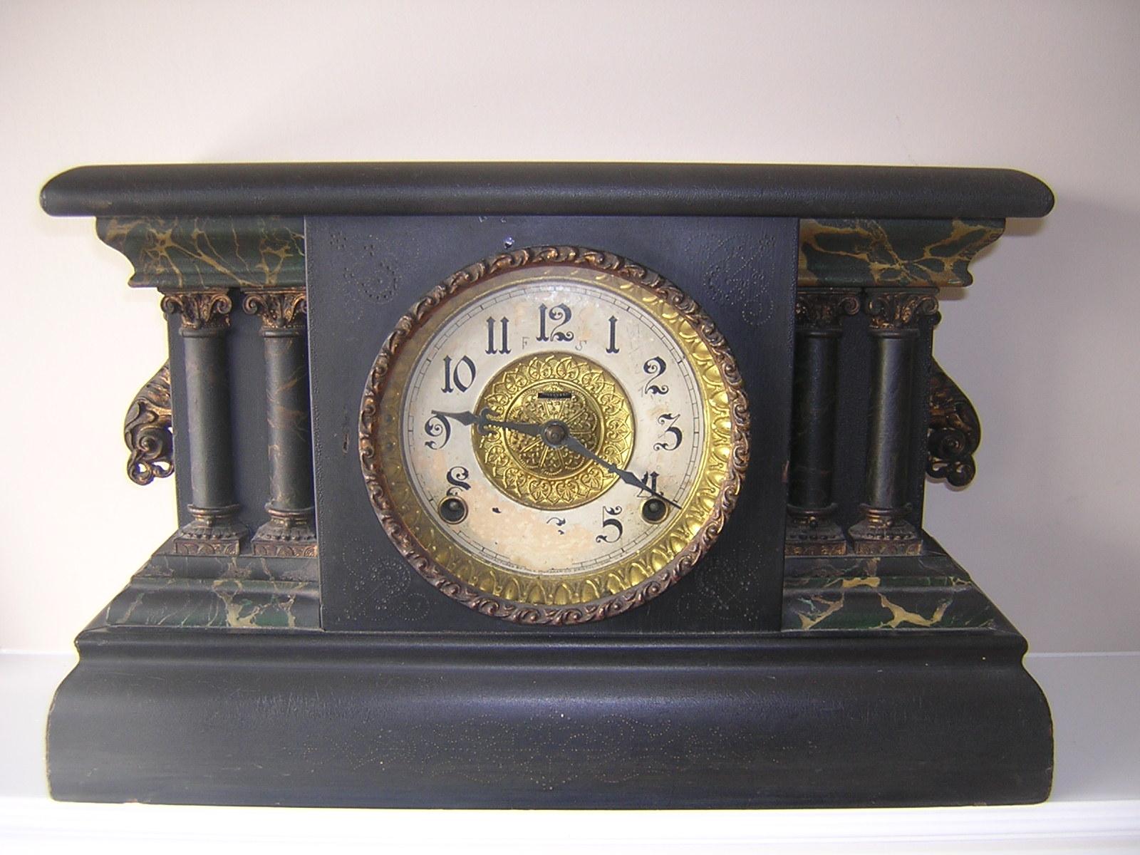 Ingraham Clock Pany Bristol Conn