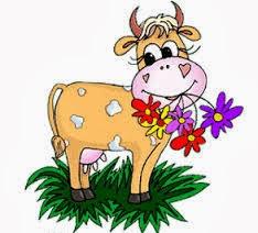 Escola, Histórias, Hora do Conto, Vogais, Alfabeto, Letras, Vaca, Animais,