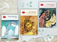 Colecţia Carte pentru toţi. M. Eminescu. M. Eliade. Ion Creangă