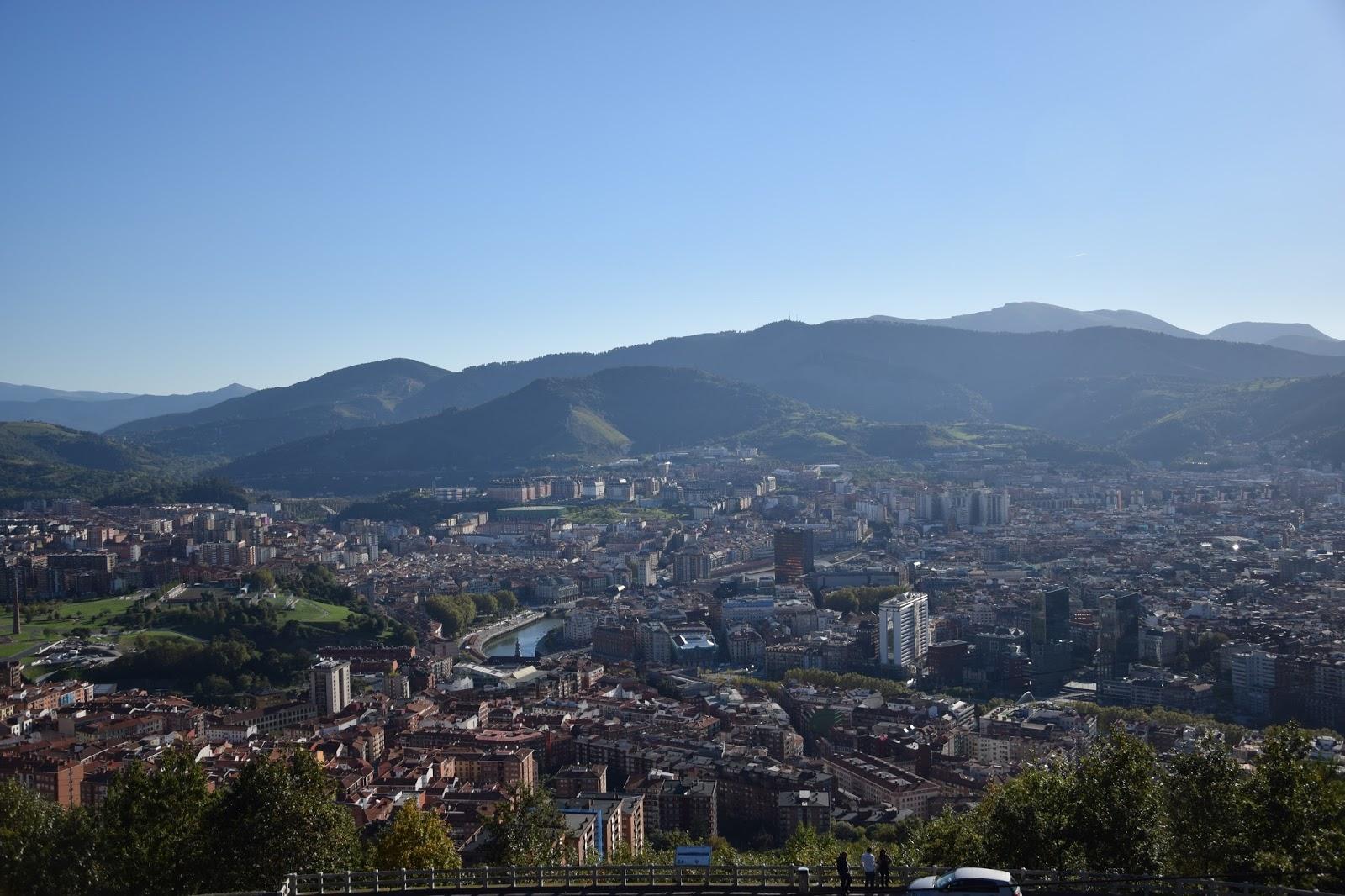 Kraj Basków Bilbao