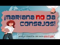 Canal Swinger de YouTube con Mariana y Diego