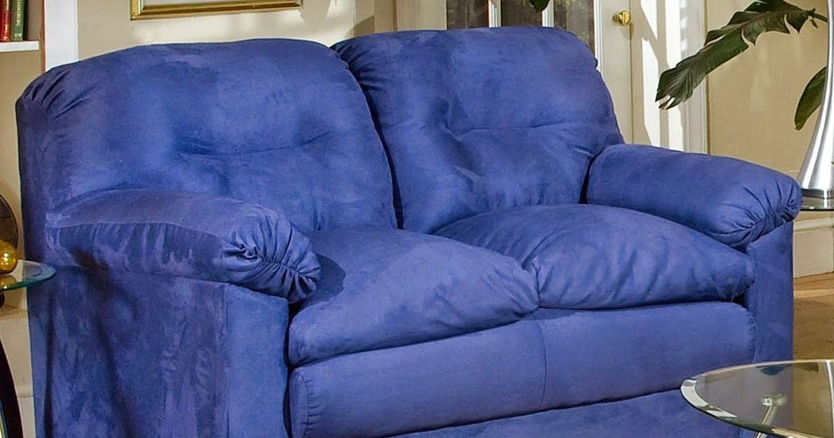 Cheap recliner sofas for sale blue reclining loveseat for Blue sofas for sale