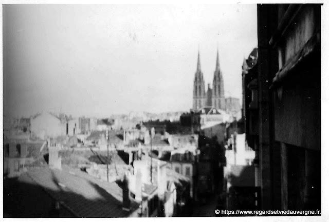 Clermont-Ferrand, hier.