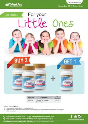vitalea for children, multivitamin kanak2