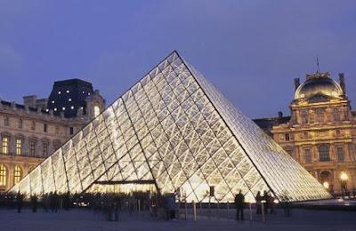 Tempat Wisata Museum Louvre