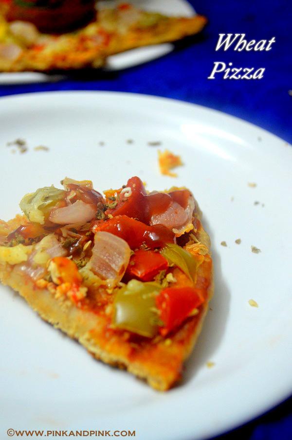 Wheat Pizza
