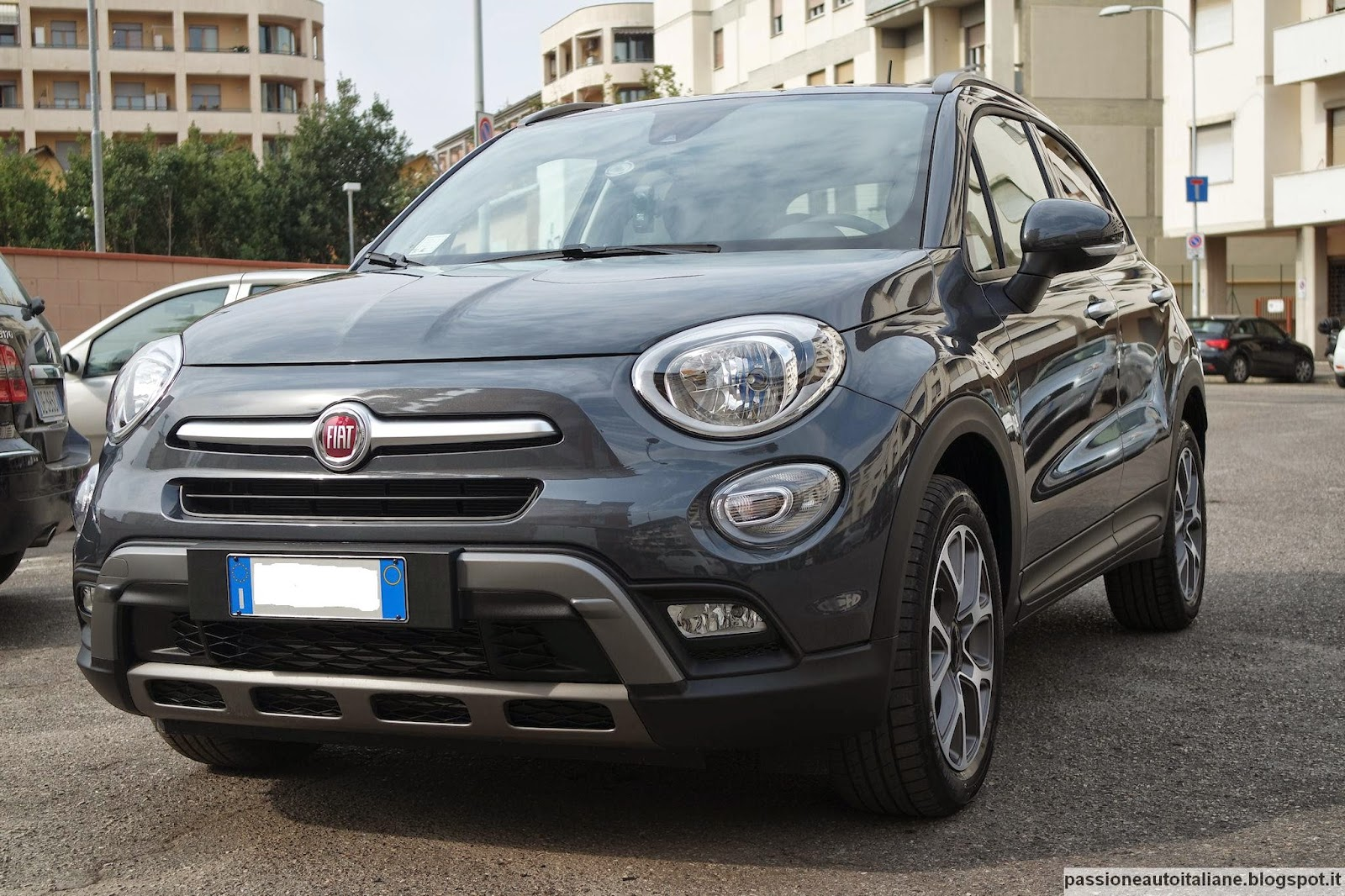 le vostre foto fiat 500x fiat 500x club italia. Black Bedroom Furniture Sets. Home Design Ideas