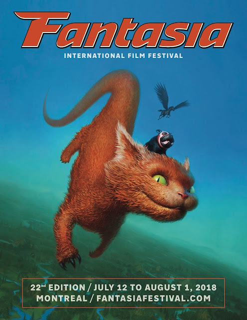 Fantasia 2018 poster