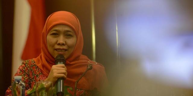 Alasan Khofifah Tolak Masuk Struktur Timses Jokowi-Ma'ruf
