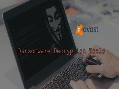Herramientas de Avast para desencriptar archivos afectados por varios ransomware